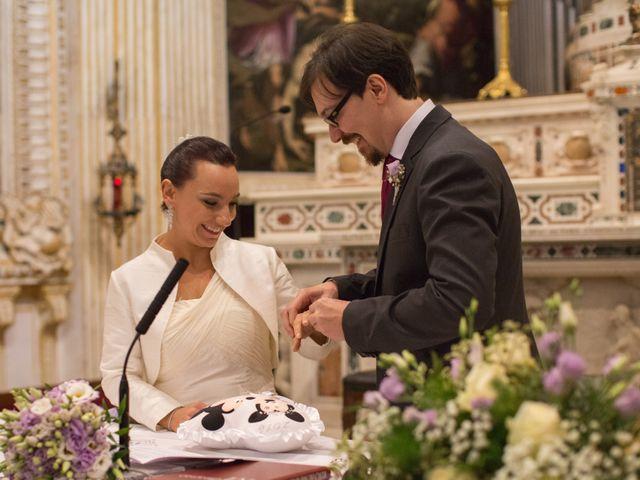 Il matrimonio di Matteo e Alessandra a Fara Gera d'Adda, Bergamo 13