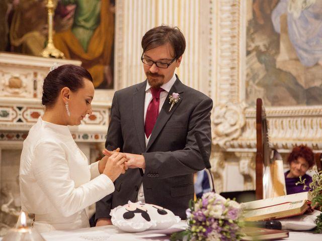 Il matrimonio di Matteo e Alessandra a Fara Gera d'Adda, Bergamo 14