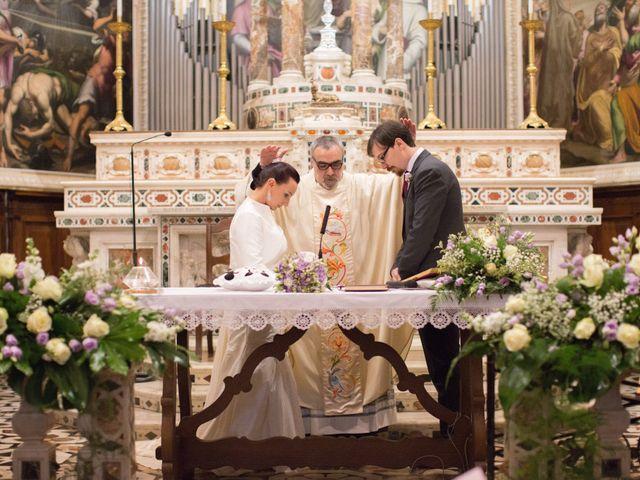 Il matrimonio di Matteo e Alessandra a Fara Gera d'Adda, Bergamo 15