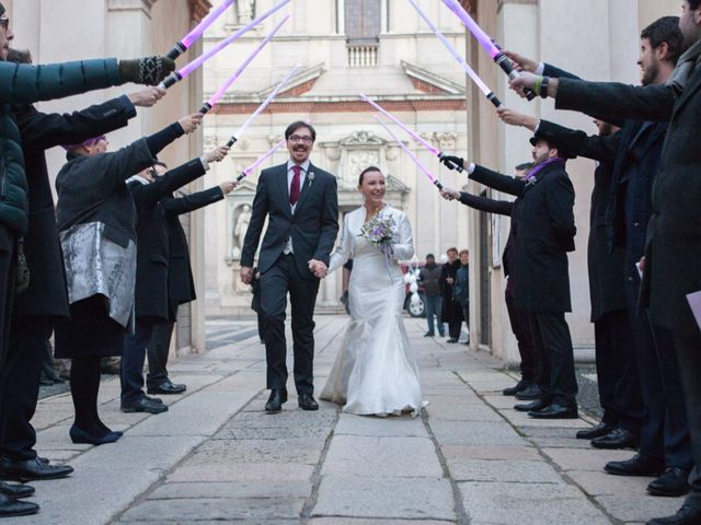 Il matrimonio di Matteo e Alessandra a Fara Gera d'Adda, Bergamo 17