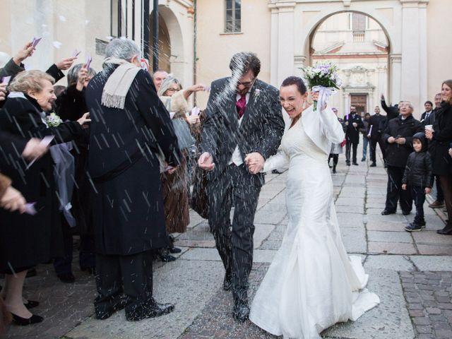 Il matrimonio di Matteo e Alessandra a Fara Gera d'Adda, Bergamo 18