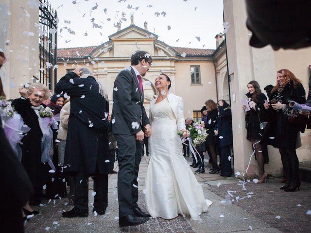 Il matrimonio di Matteo e Alessandra a Fara Gera d'Adda, Bergamo 19