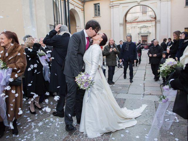 Il matrimonio di Matteo e Alessandra a Fara Gera d'Adda, Bergamo 20