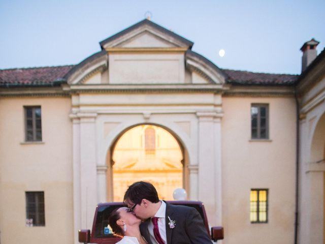 Il matrimonio di Matteo e Alessandra a Fara Gera d'Adda, Bergamo 21
