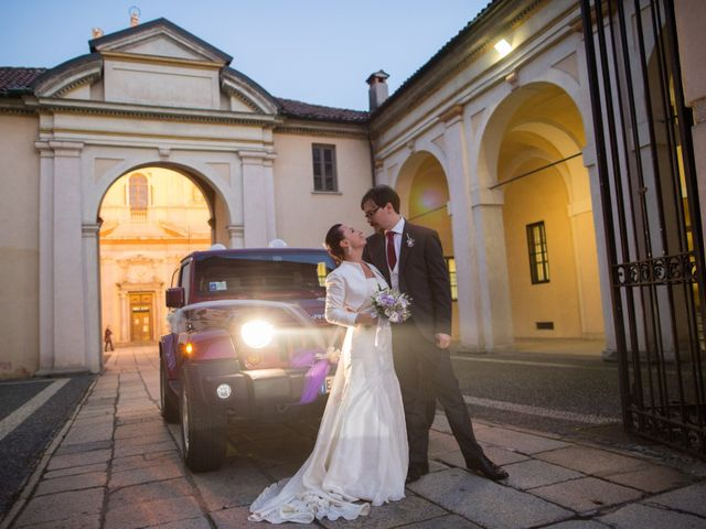 Il matrimonio di Matteo e Alessandra a Fara Gera d'Adda, Bergamo 22