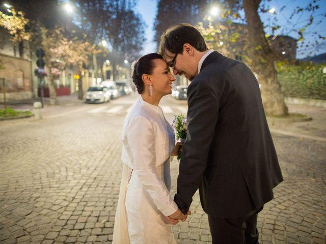 Il matrimonio di Matteo e Alessandra a Fara Gera d'Adda, Bergamo 23