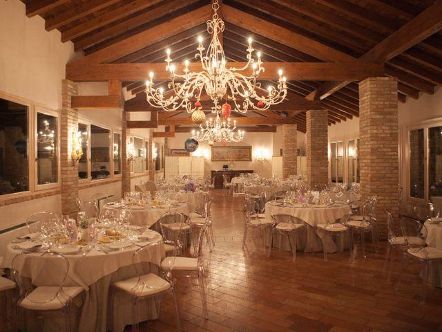 Il matrimonio di Matteo e Alessandra a Fara Gera d'Adda, Bergamo 25