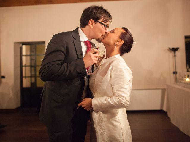 Il matrimonio di Matteo e Alessandra a Fara Gera d'Adda, Bergamo 27