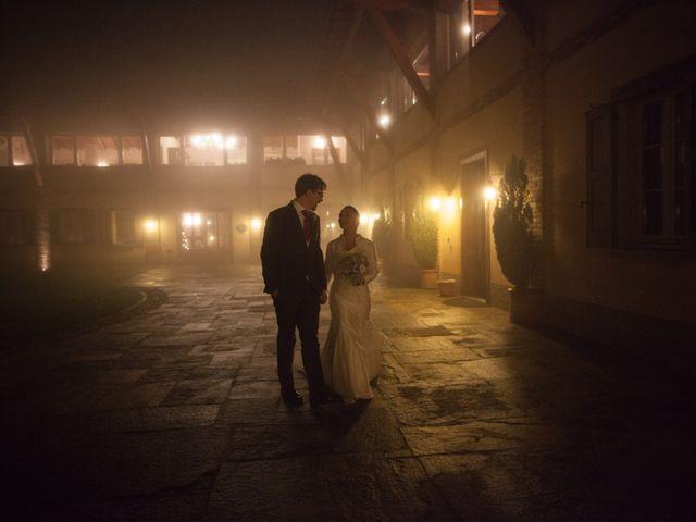 Il matrimonio di Matteo e Alessandra a Fara Gera d'Adda, Bergamo 30
