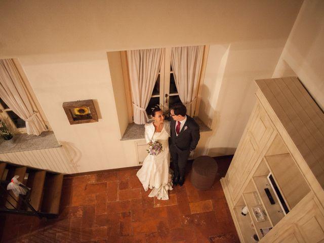 Il matrimonio di Matteo e Alessandra a Fara Gera d'Adda, Bergamo 31
