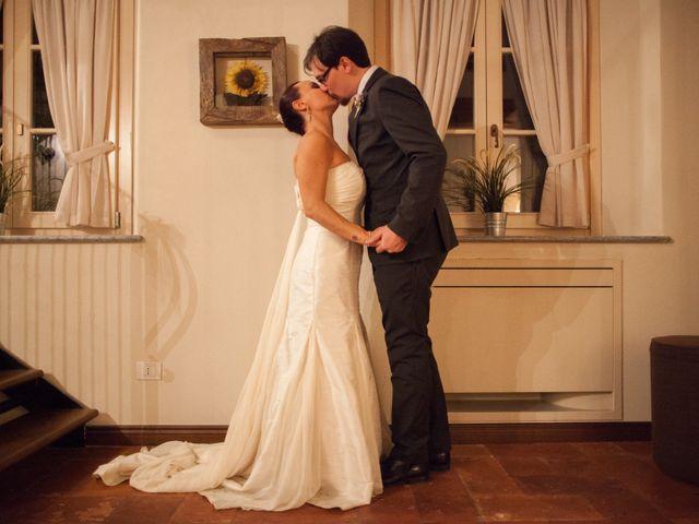 Il matrimonio di Matteo e Alessandra a Fara Gera d'Adda, Bergamo 32