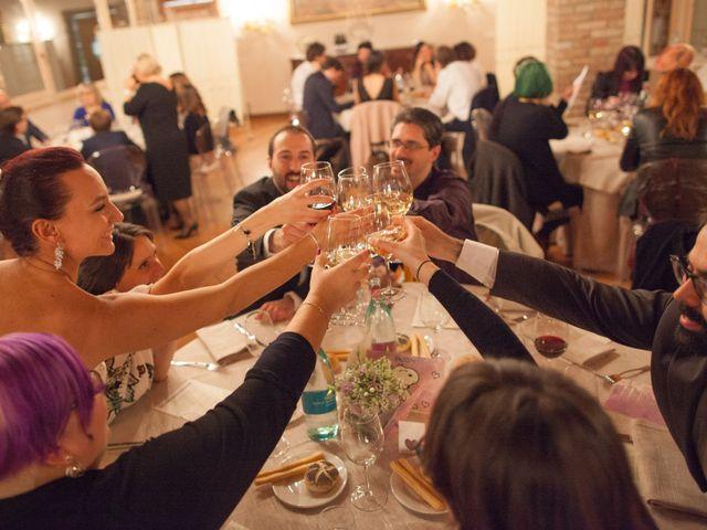 Il matrimonio di Matteo e Alessandra a Fara Gera d'Adda, Bergamo 37