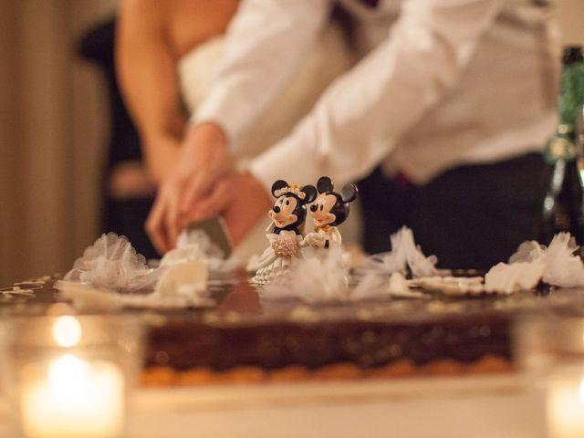 Il matrimonio di Matteo e Alessandra a Fara Gera d'Adda, Bergamo 43