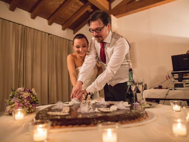 Il matrimonio di Matteo e Alessandra a Fara Gera d'Adda, Bergamo 44