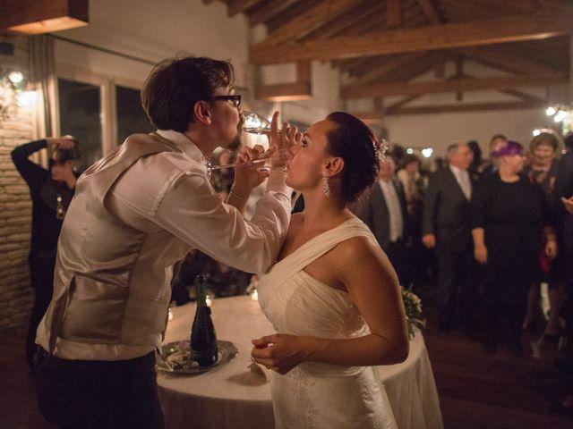 Il matrimonio di Matteo e Alessandra a Fara Gera d'Adda, Bergamo 46