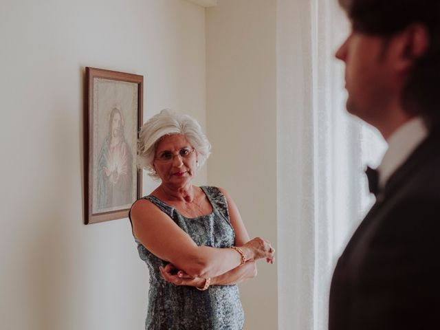 Il matrimonio di Andrea e Nina a Castellammare del Golfo, Trapani 3