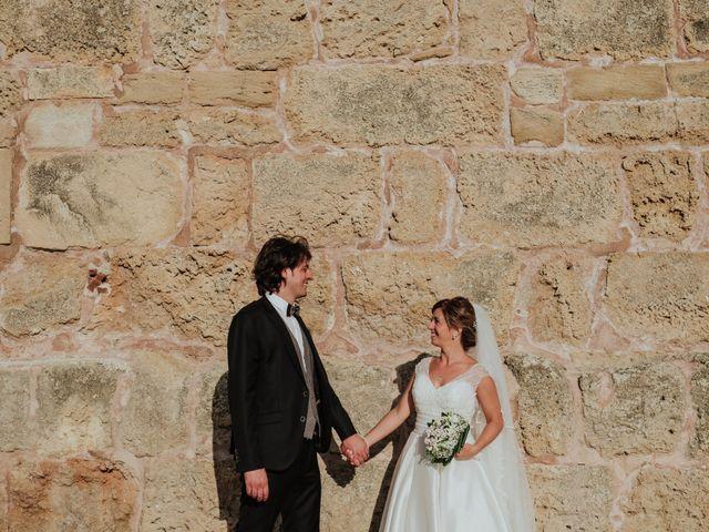 Il matrimonio di Andrea e Nina a Castellammare del Golfo, Trapani 1