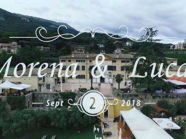 Le nozze di Morena e Luca
