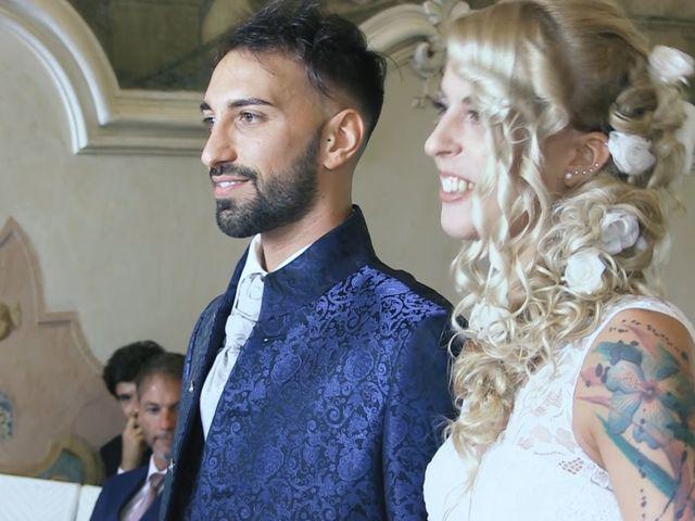 Il matrimonio di Luca e Morena a Caprino Veronese, Verona 20