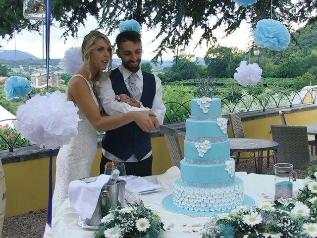 Il matrimonio di Luca e Morena a Caprino Veronese, Verona 22