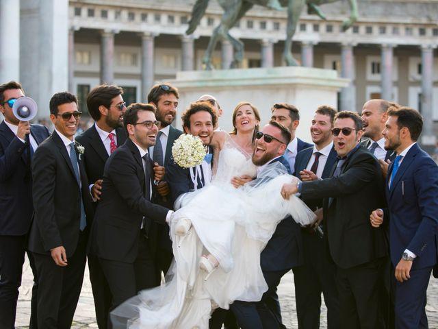 Il matrimonio di Andrea e Melania a Napoli, Napoli 9