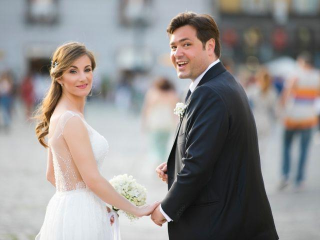 Il matrimonio di Andrea e Melania a Napoli, Napoli 10