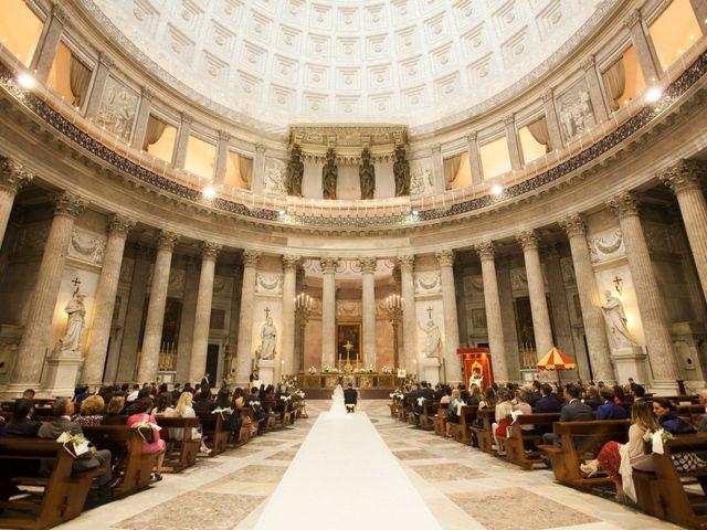Il matrimonio di Andrea e Melania a Napoli, Napoli 13