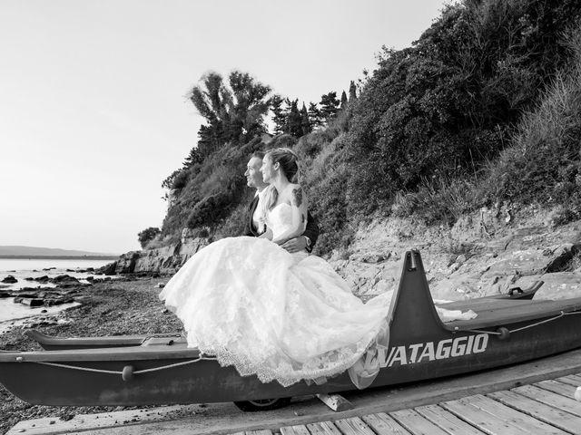 Il matrimonio di Gabriele e Giulia a Castiglione della Pescaia, Grosseto 22