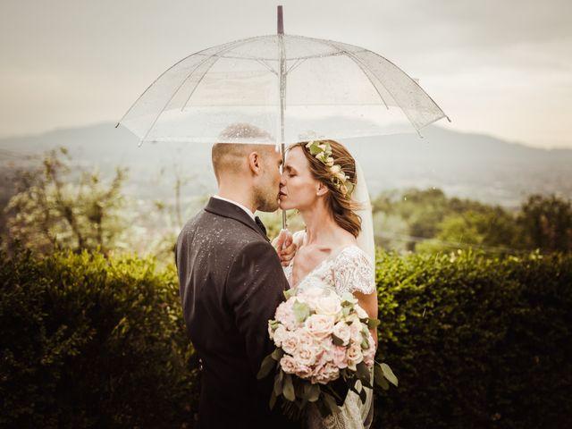 Le nozze di Mette e Andreas