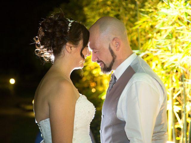 Le nozze di Emanuela e Tony