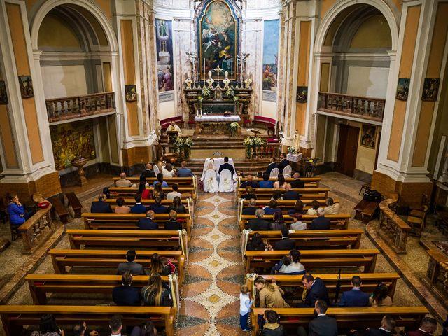 Il matrimonio di Giuseppe e Anna a Pavia, Pavia 11