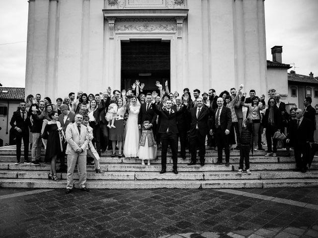 Il matrimonio di Giuseppe e Anna a Pavia, Pavia 13
