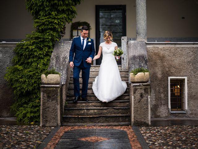 Il matrimonio di Giuseppe e Anna a Pavia, Pavia 18