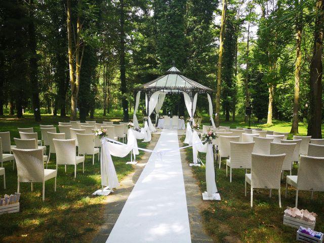 Il matrimonio di Pasquale  e Marica a Vigevano, Pavia 20