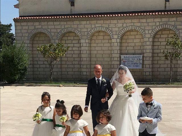 Il matrimonio di Domenico  e Floriana a Palazzo San Gervasio, Potenza 3