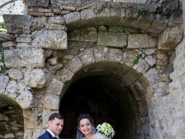 Il matrimonio di Domenico  e Floriana a Palazzo San Gervasio, Potenza 1
