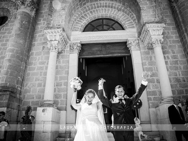 Il matrimonio di Domenico  e Floriana a Palazzo San Gervasio, Potenza 8