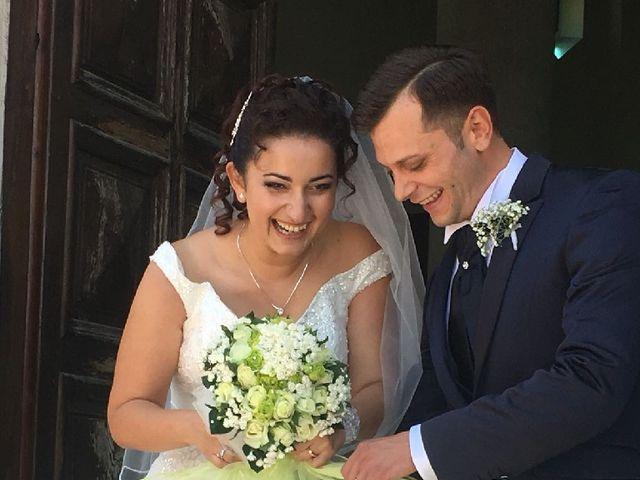 Il matrimonio di Domenico  e Floriana a Palazzo San Gervasio, Potenza 9