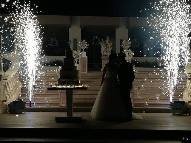 Il matrimonio di Domenico  e Floriana a Palazzo San Gervasio, Potenza 15
