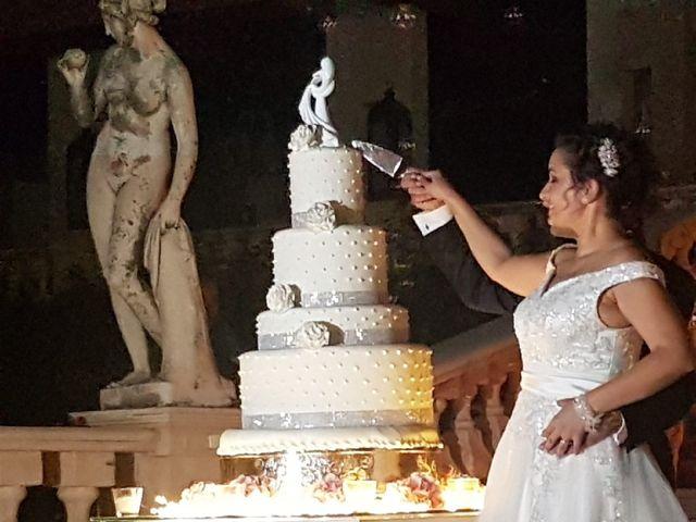 Il matrimonio di Domenico  e Floriana a Palazzo San Gervasio, Potenza 19