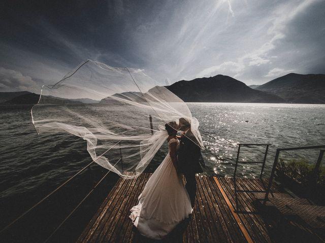 Le nozze di Mary e Enzo