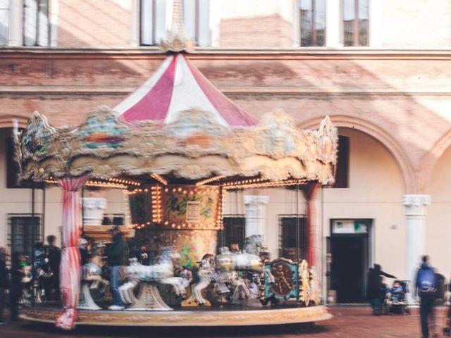 Il matrimonio di Enri e Valentina  a Ferrara, Ferrara 2