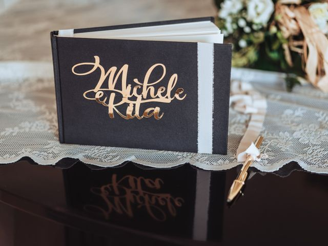 Il matrimonio di Michele e Rita a Sassari, Sassari 56