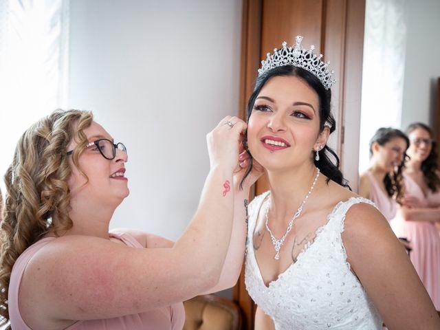 Il matrimonio di Luca e Jessica a Lesmo, Monza e Brianza 10