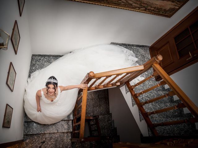 Il matrimonio di Luca e Jessica a Lesmo, Monza e Brianza 13