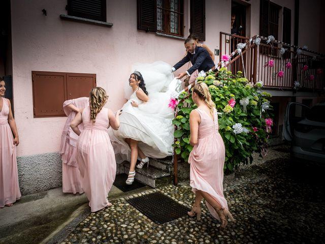 Il matrimonio di Luca e Jessica a Lesmo, Monza e Brianza 14