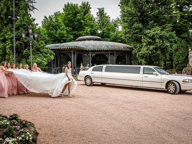 Il matrimonio di Luca e Jessica a Lesmo, Monza e Brianza 18