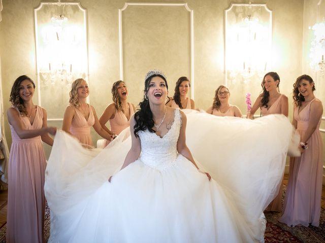 Il matrimonio di Luca e Jessica a Lesmo, Monza e Brianza 20