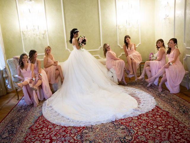 Il matrimonio di Luca e Jessica a Lesmo, Monza e Brianza 22