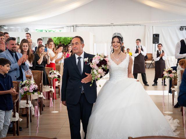 Il matrimonio di Luca e Jessica a Lesmo, Monza e Brianza 26
